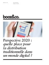 Perspective 2020 : quelle place pou...