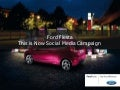 Ford's European social media campaign for the Fiesta