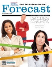 2012 Restaurant Industry Forecast
