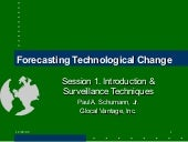 Forecasting Technological Change (1)