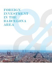 Foreign Investment in Barcelona Area