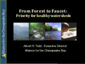 From Forest to Faucet: Priority fo...