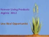 Forever Living Products  AlgéRie 2012