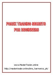 Forex trading secrets and strategie...