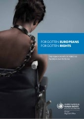Forgotten Europeans Forgotten Rights