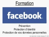 Formation Facebook - Protection