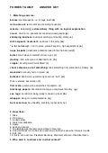 Printables Forrest Gump Worksheet forrest gump analysis answer key