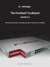 Fortigate cook book v5