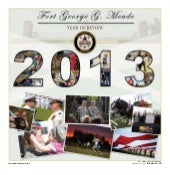Fort meade year in review 2013