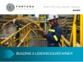 Fortuna Silver Mines, Inc. video