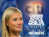 Career Advice from Powerful Women