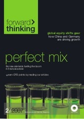 Forward Thinking 2 07 Magazine