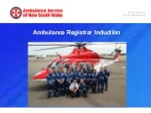 ASNSW Retrieval Registrar Induction