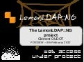 The LemonLDAP::NG Project