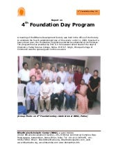 Foundation Day 2008
