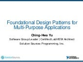 Foundational Design Patterns for Mu...