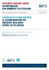 Fourth IEA-IEF-OPEC Symposium on En...