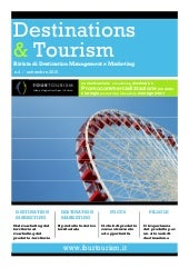 Four tourism destinations tourism m...
