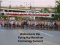 Flying Pig Marathon Technology Presentation