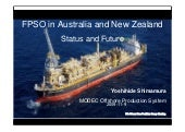 FPSO In Australia And New Zealand B...