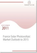 France Solar Photovoltaic Market Outlook to 2015