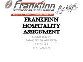 Frankfinn hospitality assignment by...