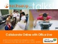 Free And Easy Collaboration With Office Live Workspace
