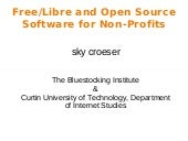 Free and open source software (FOSS...