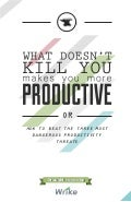 [Free ebook] what doesn't kill you makes you more productive
