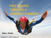 Free falling towards a Content Strategy