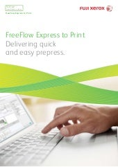 FreeFlow Express to Print