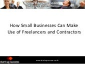 How Small Business Can Use Freelanc...
