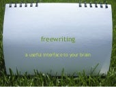Freewriting(5)