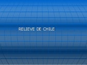 Relieves de Chile