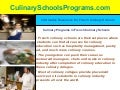 How to Choose Career in French Culinary Art Schools