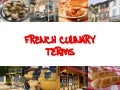 French culinary terms