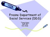 Fresno department of social service...