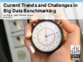 Current Trends and Challenges in Big Data Benchmarking