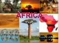 àFrica valeria i itziar power point