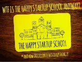 WTF is the Happy Startup School anyway?