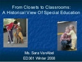 From Closets To Classrooms