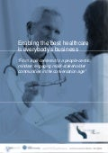 From a Pill-centered to a People-centric Mindset: A Healthcare Ebook by @MSL_GROUP