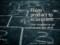 From product to ecosystem