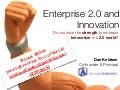 Bonus slides: Do You Have the Strength for Enterprise 2.0 and Innovation?