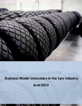 Business model innovation in the tyre industry