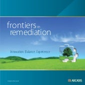 Frontiers In Remediation Innovation...