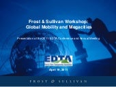 Global Mobility and Megacities