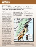 USGS Assessment of East Coast Natural Gas Basins including the South Newark Basin