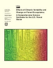 Effects of Climate Variability and ...