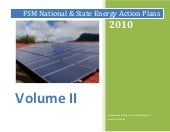 FSM Energy Policy - Volume II (Acti...